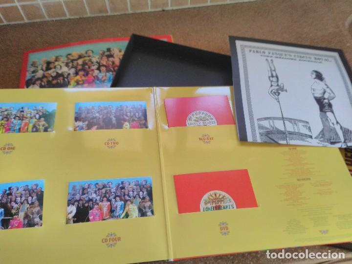 CDs de Música: THE BEATLES SGT PEPPER'S LONELY HEARTS CLUB BAND DELUXE 50th anniversary - Foto 2 - 129151207