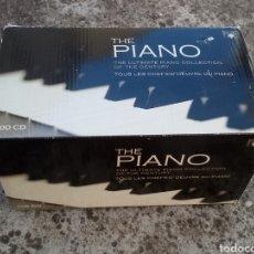 CDs de Música: COLECCIÓN 100 CD PIANO CLÁSICO. Lote 129168479