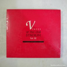 CDs de Música: VINCCI AT THE CHILL STADIUM VOL. III - CD 2007 . Lote 129168783