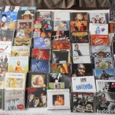 CDs de Música: 100 COMPACTOS DISTINTOS. IRREPETIBLE LOTE DE 100 CD'S DE TODOS LOS ESTILOS: POP, COWNTRY, JAZZ, MUSI. Lote 129173891