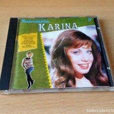 CDs de Música: CD - KARINA. Lote 129182267