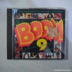CDs de Música: BOOM 9 - 2 CDS 1993 . Lote 129203763