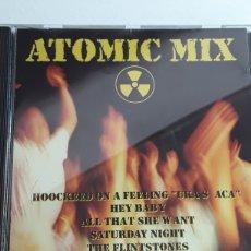 CDs de Música: ATOMIC MIX / CD ORIGINAL DIFÍCIL DE ENCONTRAR. Lote 129213202