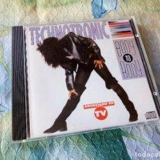 CDs de Música: CD TECHNOTRONIC - BODY TO BODY, 1991. Lote 129316559