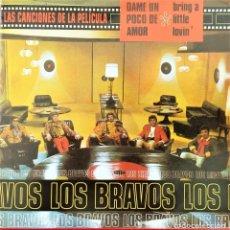 CDs de Música: LOS BRAVOS - DAME UN POCO DE AMOR - CD + 4 TEMAS EXTRAS. Lote 129318047