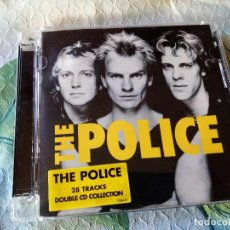 CDs de Música: THE POLICE - COLLECTION DOBLE CD 2007. Lote 129319183