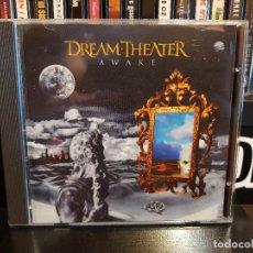 CDs de Música: DREAM THEATER - AWAKE. Lote 129342251