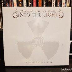 CDs de Música: NUCLEAR BLAST ALLSTARS - INTO THE LIGHT - 20 YEARS NUCLEAR BLAST - 2 CD'S. Lote 129343267