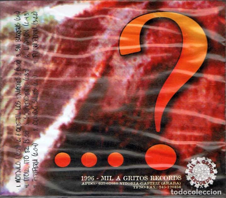 CDs de Música: Soziedad Alkoholika - Diversiones. CD - Foto 2 - 129403275