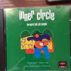 CDs de Música: INNER CIRCLE-FORWARD JAH JAH PEOPLE-1995-MUY RARO. Lote 129423295