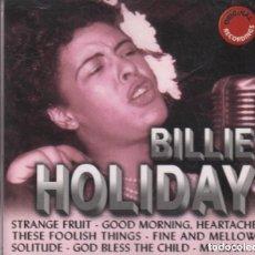 CDs de Música: BILLIE HOLIDAY / CD ORIGINAL RECORDINGS DE 2005 RF-1032. Lote 129487531