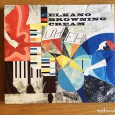 CDs de Música: ELKANO BROWNING CREAM: UH EH. Lote 129533611