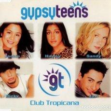 CDs de Música: GYPSY TEENS – CLUB TROPICANA --DANCE HOUSE. Lote 129564143