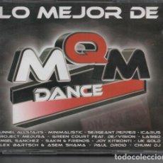 CDs de Música: VARIOUS – LO MEJOR DE MQM DANCE --TRIPLE CD. Lote 129564251