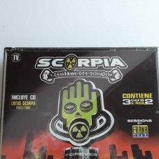 CDs de Música: SCORPIA CENTRAL DEL SONIDO FOREVER / 3 CDS / MÁX MUSIC AÑO 1998. Lote 129681811