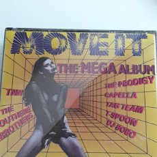 CDs de Música: MOVE IT THE MEGA ÁLBUM / 2 CDS / AÑO 1995. Lote 175953420