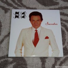 CDs de Música: JOSE JOSE, SECRETOS. Lote 129738812