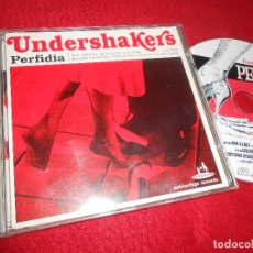 CDs de Música: UNDERSHAKERS PERFIDIA CD 1999 SUBTERFUGE. Lote 129958875