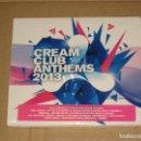 CDs de Música: (SIN ABRIR) VARIOS - CREAM CLUB ANTHEMS __ (3 CDS - DIGIPACK). Lote 129983291