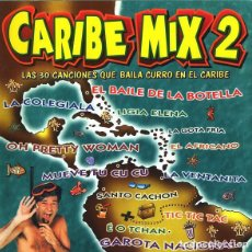 CDs de Música: CARIBE MIX 2 --DANCE. Lote 129992723