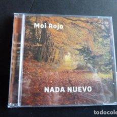 CDs de Música: MOI ROJO -NADA -CANTAUTOR-CD PRECINTADO. Lote 130033259