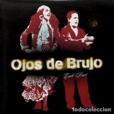 CDs de Música: OJOS DE BRUJO / CALÉ BARÍ / CD SINGLE PROMO / 2002. Lote 130036151
