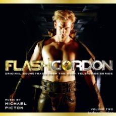 CDs de Música: FLASH GORDON VOL.2 / MICHAEL PICTON CD BSO - PERSEVERANCE. Lote 83977036