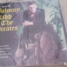 CDs de Música: JOHNNY KIDD CD PRECINTADO ROCKABILLY DOBLE. Lote 130085955
