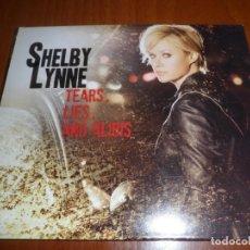 CDs de Música: SHELBY LYNNE-TEARS.LIES. AND ALIBIS. Lote 130106359