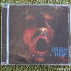 CDs de Música: URIAH HEEP - ...VERY 'EAVY ...VERY 'UMBLE CD NUEVO Y PRECINTADO - ROCK PROGRESIVO HARD ROCK. Lote 130132599