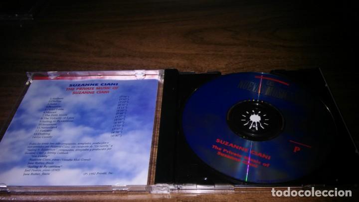 CDs de Música: SUZANNE CIANI - THE PRIVATE MUSIC OF... - Foto 2 - 130160755