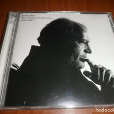 CDs de Música: JOE COCKER-THE ULTIMATE COLLECTION 1968-2003. Lote 130175283