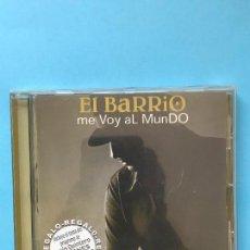 CDs de Música: EL BARRIO - ME VOY AL MUNDO CD. Lote 130196247