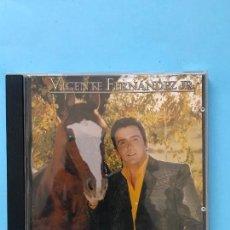 CDs de Música: CD ALBUM / VICENTE FERNANDEZ / EL MAYOR DE LOS POTRILLOS.. Lote 130196503