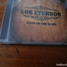 CDs de Música: LOS ETERNOS-BACK ON THE ROAD-CD-C. Lote 130209359