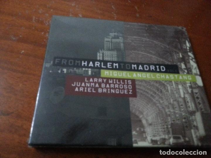 MIGUEL ÁNGEL CHASTANG - FROM HARLEM TO MADRID VOL.1 -CD-PRECINTADO- N (Música - CD's Jazz, Blues, Soul y Gospel)