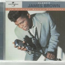 CDs de Música: JAMES BROWN - CLASSIC - THE UNIVERSAL MASTERS COLLECTION - CD POLYDOR 1999. Lote 130223342