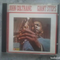 CDs de Música: CD. JOHN COLTRANE - GIANT STEPS. Lote 130252310