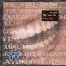 CDs de Música: ALANIS MORISSETTE / SUPPOSED FORMERINFATUATION JUNKIE / CD ALBUM DE 1998 RF-1052 , BUEN ESTADO. Lote 130300326