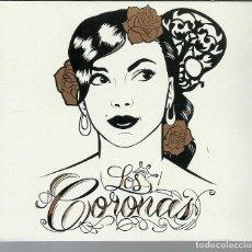 CDs de Música: CORONAS - ADIÓS SANCHO - CD + DVD SONY 2013. Lote 130306574