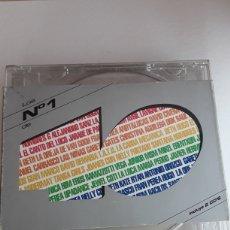 CDs de Música: 2 CD/ LOS N°1 DE LOS 40 PRINCIPALES AÑO 2003. Lote 130308363