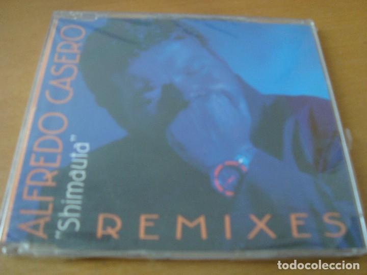 RAR MAXI CD  ALFREDO CASERO  SHIMAUTA  REMIXES  12 TRACKS  2001