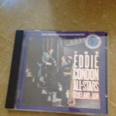CDs de Música: EDDIE CONDON & HIS ALL - STARS. DIXIELAND JAM. Lote 130326838