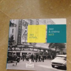 CDs de Música: JAZZ IN PARIS. JAZZ & CINÉMA VOL. 5 (CD). Lote 130326947