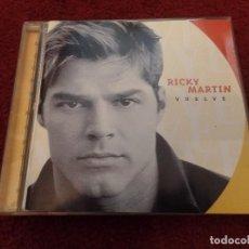 CDs de Música: RICKY MARTIN VUELVE. Lote 130352246