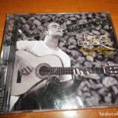 CDs de Música: DANIEL CASARES EL LADRON DEL AGUA CD ALBUM PRECINTADO AÑO 2010 CHONCHI HEREDIA GUITARRA FLAMENCO. Lote 195085465