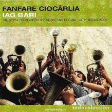 CDs de Música: FANFARE CIOC?RLIA ?– IAG BARI (GERMANY, 2001). Lote 130370326