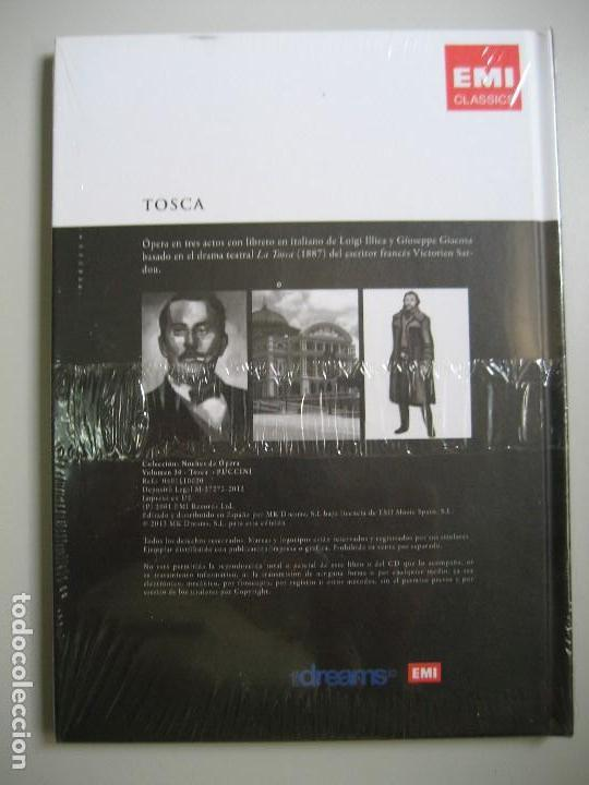 CDs de Música: NOCHES DE OPERA EMI - Nº- TOSCA - GIACCOMO PUCCINI - Foto 3 - 130403358