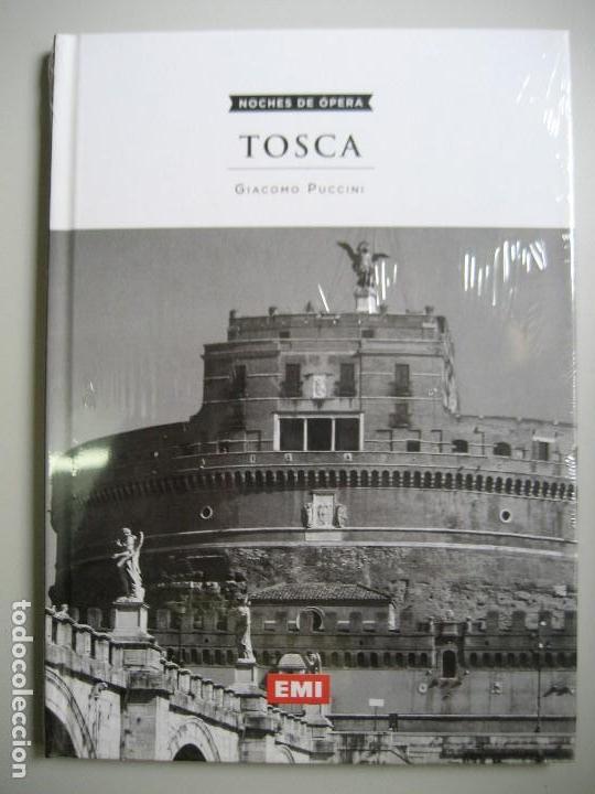 NOCHES DE OPERA EMI - Nº- TOSCA - GIACCOMO PUCCINI (Música - CD's Clásica, Ópera, Zarzuela y Marchas)