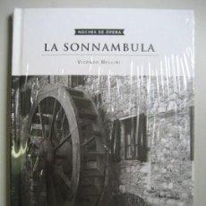 CDs de Música: NOCHES DE OPERA EMI - Nº - LA SONNAMBULA- VICENZO BELLINI -SONAMBULA. Lote 130404706
